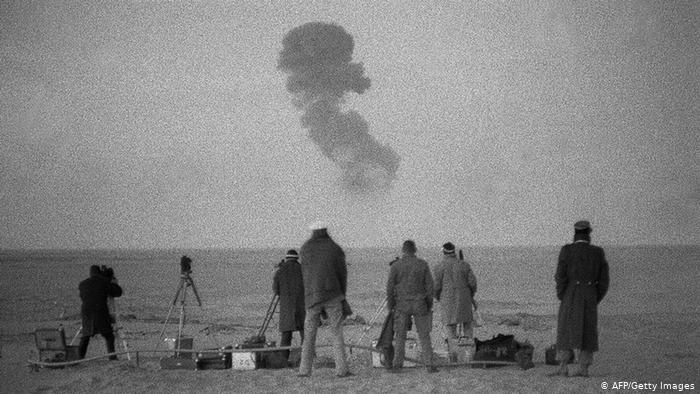 Essais nucléaires français en Algérie : 60 ans plus tard, les retombées restent amères
