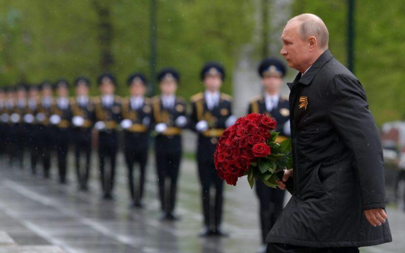 Discours de Vladimir Poutine à l'occasion du 75e anniversaire de la victoire de 1945