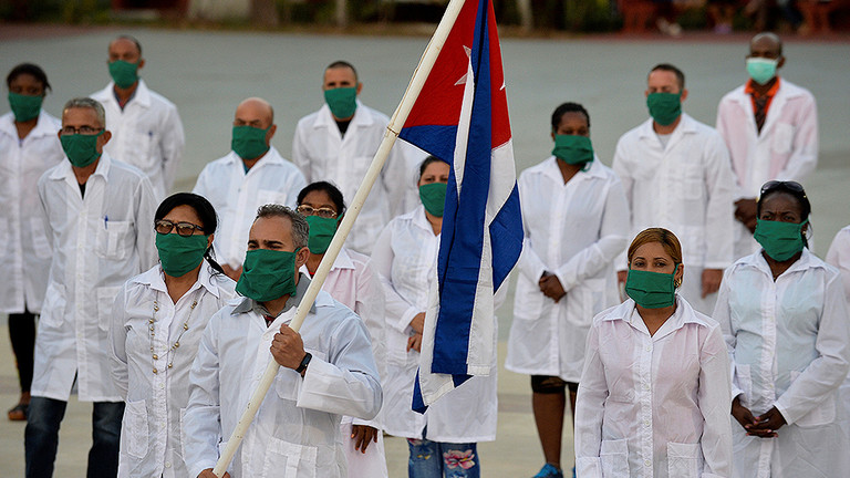 Covid-19 : comment Cuba a humilié les Etats-Unis