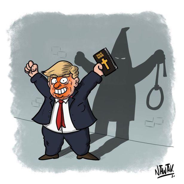 Pourquoi les médias s'acharnent sur Trump