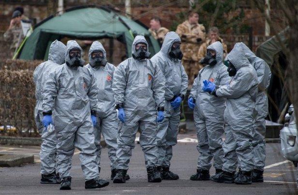 British Army Deployed To The Scene Of Spy's Poisoning