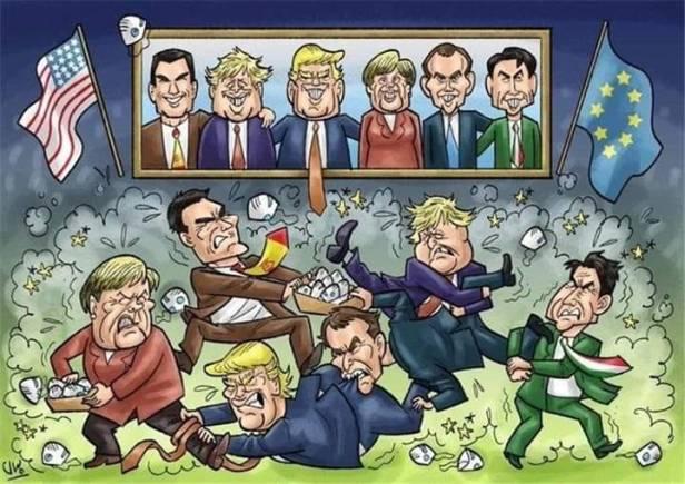 Sergueï Lavrov : la pandémie de Covid-19 sonne le glas de l'hégémonie occidentale