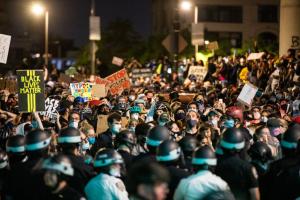 Norman Finkelstein commente les manifestations aux Etats-Unis