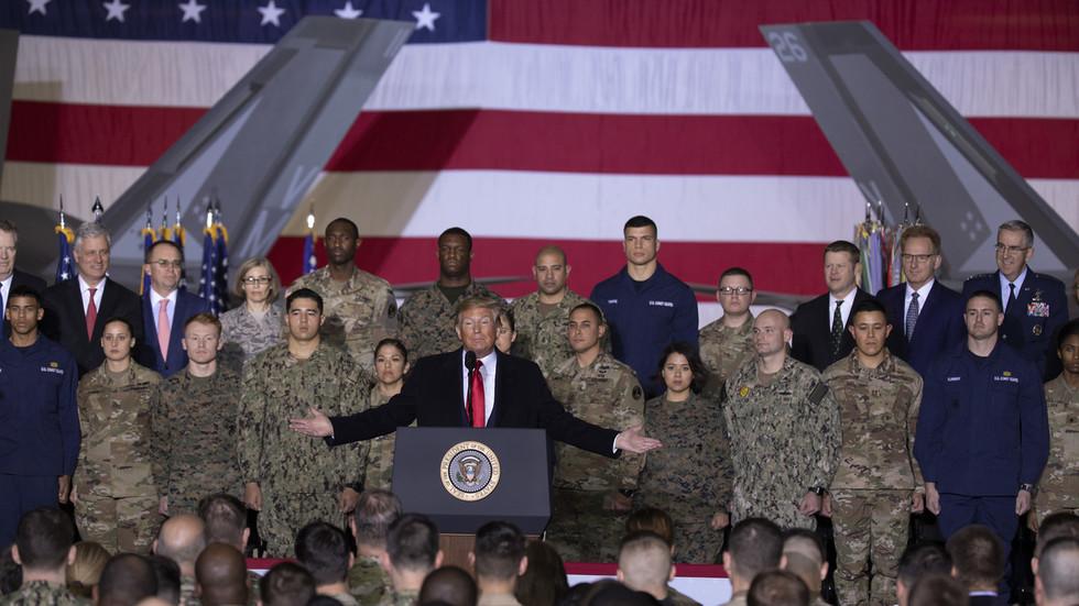 Trump n'a pas encore déclenché de guerre, mais sa réélection donnerait libre cours à son interventionnisme