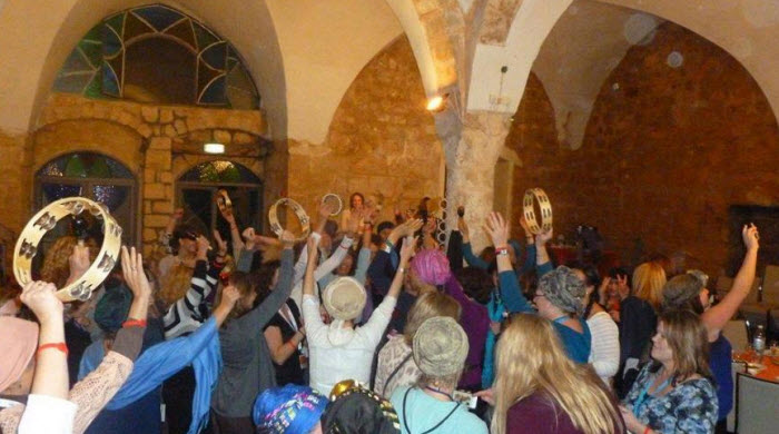 Israël transforme une mosquée vieille de 7 siècles en boîte de nuit