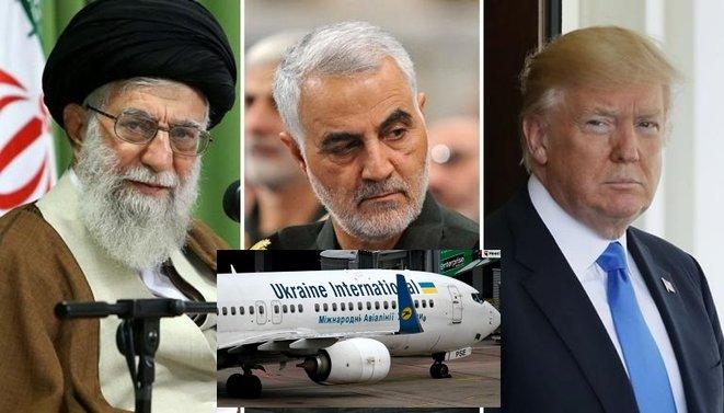 L'Iran révèle les causes de la destruction d'un avion de ligne ukrainien en janvier