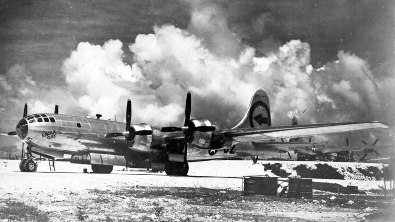 Hiroshima, un crime de guerre 'humanitaire' annonciateur de la doctrine militaire américaine