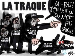 Chomsky : les attaques contre Charlie Hebdo révèlent l'hypocrisie de l'Occident
