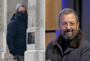Ehud Barak, ancien Premier ministre israélien, accusé d'abus sexuels par des victimes de Jeffrey Epstein
