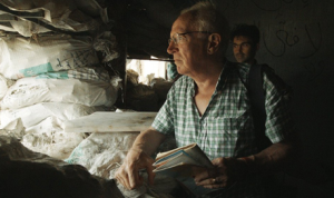 'Les mots du pouvoir' : Robert Fisk, un journaliste engagé contre la propagande des puissants
