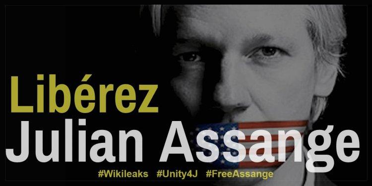 Le sort de Julian Assange démontre l'imposture des 'valeurs' de l'Occident